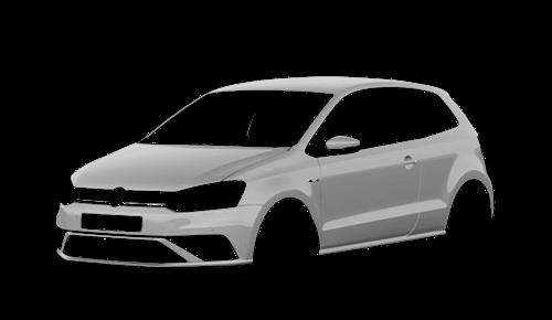 Цвета кузова Polo GTI