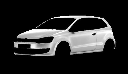 Цвета кузова Polo 3-х дверный